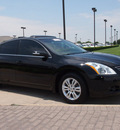 nissan altima 2012 black sedan 2 5 sl gasoline 4 cylinders front wheel drive automatic 76018