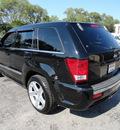 jeep grand cherokee 2007 black suv srt 8 gasoline 8 cylinders 4 wheel drive automatic 60443