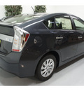 toyota prius 2012 gray hatchback plug in hybrid i 4 cylinders front wheel drive automatic 91731