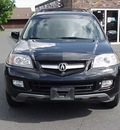 acura mdx 2006 black suv touring w navi gasoline 6 cylinders all whee drive automatic 06019