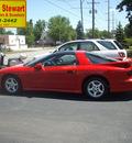 pontiac firebird 1995 red hatchback trans am gasoline v8 rear wheel drive 6 speed manual 43560
