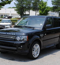range rover range rover sport 2012 black suv hse gasoline 8 cylinders 4 wheel drive automatic 27511
