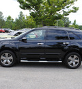 acura mdx 2009 black suv w sport gasoline 6 cylinders all whee drive automatic 27511