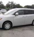 nissan quest 2012 silver van s gasoline 6 cylinders front wheel drive automatic 33884
