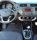 kia rio 2013 platinum silver hatchback ex gasoline 4 cylinders front wheel drive automatic 32901