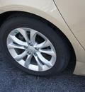 hyundai genesis 2012 beige sedan 3 8l v6 gasoline 6 cylinders rear wheel drive automatic 33021