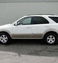 kia sorento 2006 white suv ex gasoline 6 cylinders 4 wheel drive automatic 98371