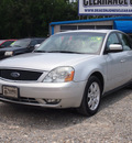 ford five hundred 2005 silver sedan sel 6 cylinders automatic 27569