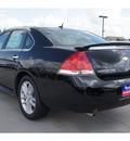 chevrolet impala 2012 black sedan flex fuel 6 cylinders front wheel drive automatic 77090