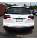 acura mdx 2011 aspen white suv w tech gasoline 6 cylinders all whee drive automatic 07712