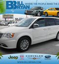 chrysler town and country 2012 bright white van touring l flex fuel 6 cylinders front wheel drive automatic 34731