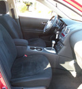 nissan rogue 2009 red suv s gasoline 4 cylinders front wheel drive automatic 37087