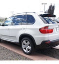 bmw x5 2009 white suv xdrive30i gasoline 6 cylinders all whee drive steptronic 99352