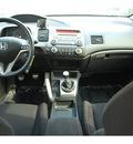 honda civic 2007 blue sedan si gasoline 4 cylinders front wheel drive 6 speed manual 77002