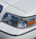 mercury grand marquis 2008 white sedan ls gasoline 8 cylinders rear wheel drive 4 speed automatic 76206
