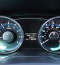 hyundai sonata 2012 silver sedan gls gasoline 4 cylinders front wheel drive 6 speed manual 76206