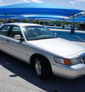 mercury grand marquis 1998 silver sedan ls gasoline 8 cylinders rear wheel drive 4 speed automatic 76206