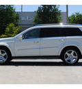 mercedes benz gl class 2010 white suv gl550 gasoline 8 cylinders all whee drive automatic 77002