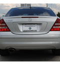 mercedes benz c class 2006 gray sedan c230 sport gasoline 6 cylinders rear wheel drive automatic 77002