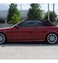 bmw 3 series 2006 red 330ci gasoline 6 cylinders rear wheel drive automatic 77002