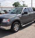 ford f 150 2005 dk  gray xlt gasoline 8 cylinders rear wheel drive automatic 77301