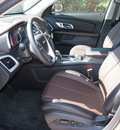 gmc terrain 2012 brown suv slt 1 flex fuel 6 cylinders front wheel drive automatic 76018