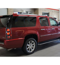 gmc yukon xl 2012 red suv denali flex fuel 8 cylinders all whee drive 6 speed automatic 79015