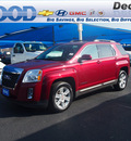 gmc terrain 2012 red suv slt 1 flex fuel 4 cylinders front wheel drive automatic 76234