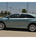 toyota venza 2009 green wagon fwd i4 gasoline 4 cylinders front wheel drive automatic 78233