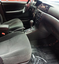toyota corolla 2005 silver sedan s gasoline 4 cylinders front wheel drive automatic with overdrive 76116