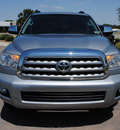 toyota sequoia 2008 gray suv limited gasoline 8 cylinders 2 wheel drive automatic 76087