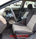 chevrolet malibu 2011 brown sedan lt gasoline 4 cylinders front wheel drive automatic 76051