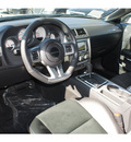 dodge challenger 2012 black coupe srt8 392 gasoline 8 cylinders rear wheel drive automatic 77388