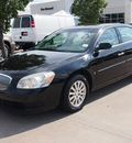 buick lucerne 2007 black sedan cx gasoline 6 cylinders front wheel drive 4 speed automatic 77388