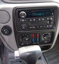 chevrolet trailblazer 2009 gray suv lt gasoline 6 cylinders 2 wheel drive automatic 76011