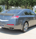 acura tl 2010 dk  gray sedan sh awd w tech gasoline 6 cylinders all whee drive automatic with overdrive 77074