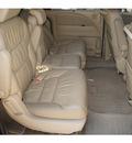 honda odyssey 2009 dk  red van ex l w navi w dvd gasoline 6 cylinders front wheel drive automatic 77339