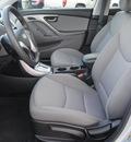 hyundai elantra 2011 silver sedan gasoline 4 cylinders front wheel drive automatic 76087