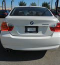 bmw 328i 2008 white sedan 328i gasoline 6 cylinders rear wheel drive automatic 79925