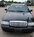 ford crown victoria 2011 black sedan lx flex fuel 8 cylinders rear wheel drive 4 speed automatic 75070