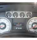 ford f 150 2009 silver fx4 flex fuel 8 cylinders 4 wheel drive automatic 78539