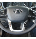 kia rio5 2013 bright silver wagon ex gasoline 4 cylinders front wheel drive 6 speed automatic 77375