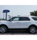 ford explorer 2013 white suv limited flex fuel 6 cylinders 2 wheel drive automatic 79407