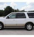 ford expedition 2006 white suv eddi gasoline v8 4 wheel drive not specified 77375