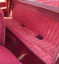 chevrolet c k 1500 series 1992 red pickup truck c1500 silverado gasoline v8 rear wheel drive automatic 76103