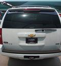 chevrolet tahoe 2012 white suv lt flex fuel 8 cylinders 2 wheel drive automatic 76051
