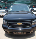 chevrolet suburban 2012 black suv lt 1500 flex fuel 8 cylinders 2 wheel drive automatic 76051