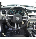 ford mustang 2013 silver gasoline 6 cylinders rear wheel drive automatic 77539