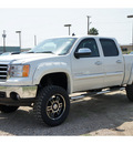 gmc sierra 1500 2012 white sle flex fuel 8 cylinders 4 wheel drive automatic 78853
