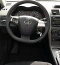 toyota corolla 2012 gray sedan le gasoline 4 cylinders front wheel drive automatic 76053